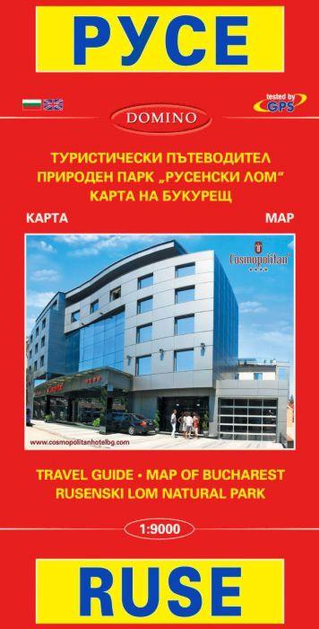 Store Bg Karta Na Ruse Map Of Ruse M 1 9000