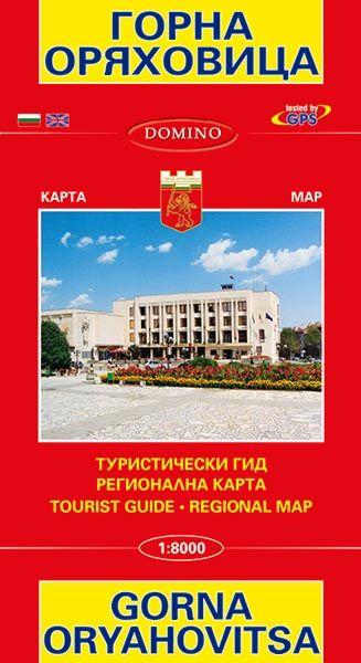 Store Bg Karta Na Gorna Oryahovica Map Of Gorna Oryahovitsa M