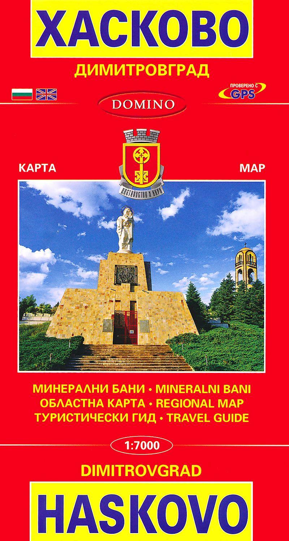 Store Bg Karta Na Haskovo I Dimitrovgrad Map Of Haskovo And