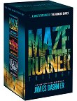 The Maze Runner - Box Set - James Dashner -
