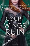 A Court of Thorns and Roses - book 3: A Court of Wings and Ruin - Sara J. Maas -