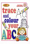 Trace and colour your ABC -
