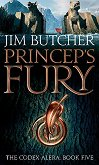 Princep's Fury - Jim Butcher -