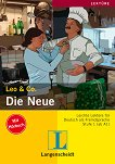 Lekture - Stufe 1 (A1 - A2) : Die Neue: книга + CD - Theo Scherling, Sabine Wenkums -