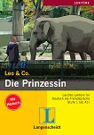 Lekture - Stufe 1 (A1 - A2) : Die Prinzessin: книга + CD - Theo Scherling, Sabine Wenkums -