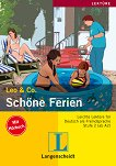 Lekture - Stufe 2 (A2) : Schone Ferien: книга + CD - Theo Scherling, Sabine Wenkums -