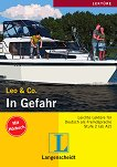 Lekture - Stufe 2 (A2) : In Gefahr: книга + CD - Theo Scherling, Sabine Wenkums -