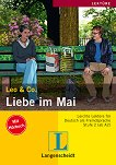 Lekture - Stufe 2 (A2) : Liebe im Mai: книга + CD - Theo Scherling, Sabine Wenkums -