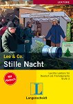 Lekture - Stufe 3 (A2 - B1) : Stille Nacht: книга + CD - Theo Scherling, Sabine Wenkums -