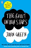 The Fault in Our Stars - John Green - книга