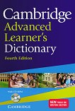Cambridge Advanced Learner's Dictionary 4th Edition + CD - книга