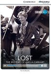Cambridge Discovery Education Interactive Readers - Level A1+: Lost. The Mystery of Amelia Earhart - Kenna Bourke -