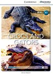 Cambridge Discovery Education Interactive Readers - Level A1: Crocs and Gators - Simon Beaver -