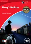 Cambridge Discovery Readers - Ниво 1: Beginner/Elementary : Harry's Holiday - Antoinette Moses -