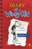 Diary of a Wimpy Kid - book 1 - Jeff Kinney - книга