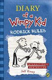 Diary of a Wimpy Kid - book 2: Rodrick Rules - Jeff Kinney -