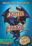 Dragon novels - book 3: Fight of the Dragon + CD - Wolfgang Hohlbein -