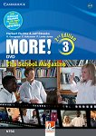 MORE! - Ниво 3 (A2 - B1): The School Magazine - DVD : Учебна система по английски език - Second Edition - Herbert Puchta, Jeff Stranks, Gunter Gerngross, Christian Holzmann, Peter Lewis-Jones -