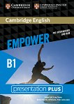 Empower - Pre-Intermediate (B1): Presentation Plus - DVD : Учебна система по английски език - Adrian Doff, Craig Thaine, Herbert Puchta, Jeff Stranks, Peter Lewis-Jones -