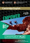 Empower - Intermediate (B1+): Presentation Plus - DVD : Учебна система по английски език - Adrian Doff, Craig Thaine, Herbert Puchta, Jeff Stranks, Peter Lewis-Jones -
