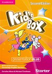 Kid's Box - Ниво Starter: Presentation Plus - DVD : Учебна система по англйски език - Second Edition - Caroline Nixon, Michael Tomlinson -