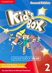 Kid's Box - ниво 2: Presentation Plus - DVD по английски език : Second Edition - Caroline Nixon, Michael Tomlinson -