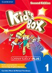 Kid's Box - Ниво 1: Presentation Plus - DVD : Учебна система по английски език - Second Edition - Caroline Nixon, Michael Tomlinson -