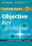 Objective - Key (A2): Presentation Plus - DVD : Учебен курс по английски език - Second Edition - Annette Capel, Wendy Sharp -