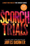 The Maze Runner - book 2: The Scorch Trials - James Dashner - книга