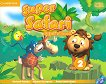 Super Safari - ниво 2: Учебник по английски език + DVD-ROM - Herbert Puchta, Gunter Gerngross, Peter Lewis-Jones -