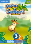Super Safari - Ниво 3: Presentation Plus - DVD : Учебна система по английски език - Herbert Puchta, Gunter Gerngross, Peter Lewis-Jones -