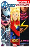 A-Force Presents - vol. 1: Thor, Captain Marvel, Ms. Marvel - G. Willow Wilson, Nathan Edmondson, Kelly Sue Deconnick, Jason Aaron -