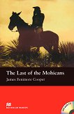 Macmillan Readers - Beginner: The Last of the Mohicans + CD - James Fenimore Cooper -