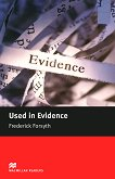 Macmillan Readers - Intermediate: Used in Evidence - Frederick Forsyth -
