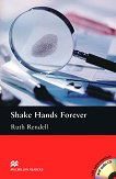 Macmillan Readers - Pre-intermediate: Shake Hands Forever + extra exercised 2 CDs - Ruth Rendell - книга