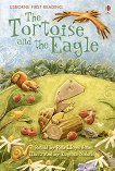 Usborne First Reading - Level 2: The Tortoise and the Eagle - Rob Lloyd Jones - книга
