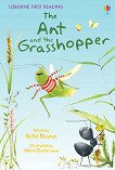 Usborne First Reading - Level 1: The Ant and the Grasshopper - Katie Daynes - книга