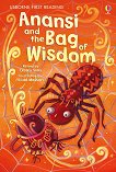 Usborne First Reading - Level 1: Anansi and the Bag of Wisdom - Lesley Sims -