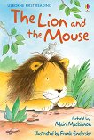 Usborne First Reading - Level 1: The Lion and the Mouse - Mairi Mackinnon - книга