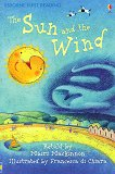 Usborne First Reading - Level 1: The Sun and the Wind - Mairi Mackinnon - книга