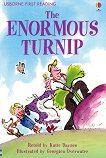 Usborne First Reading - Level 3: The Enormous Turnip - Katie Daynes -