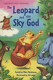 Usborne First Reading - Level 3: The Leopard and the Sky God - Mairi Mackinnon - книга
