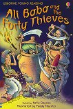 Usborne Young Reading - Series 1: Ali Baba and the Forty Thieves - Katie Daynes - книга