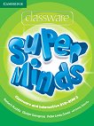 Super Minds - ниво 2 (Pre - A1): Classware and Interactive - DVD-ROM по английски език - Herbert Puchta, Gunter Gerngross, Peter Lewis-Jones, Emma Szlachta -