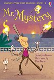 Usborne Very First Reading - Book 15: Mr. Mystery - Mairi Mackinnon - книга