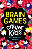 Brain Games For Clever Kids: Puzzles to Exercise Your Mind - Gareth Moore - книга