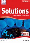 Solutions - Pre-Intermediate: Учебник по английски език : Second Edition - Tim Falla, Paul A. Davies -