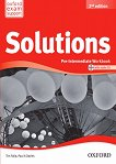 Solutions - Pre-Intermediate: Учебна тетрадка по английски език + CD : Second Edition - Tim Falla, Paul A. Davies - книга за учителя