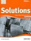 Solutions - Upper-Intermediate: Учебна тетрадка по английски език + CD : Second Edition - Tim Falla, Paul A. Davies - книга за учителя