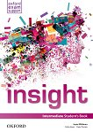 Insight - Intermediate: Учебник по английски език - Jayne Wildman, Cathy Myers, Claire Thacker -